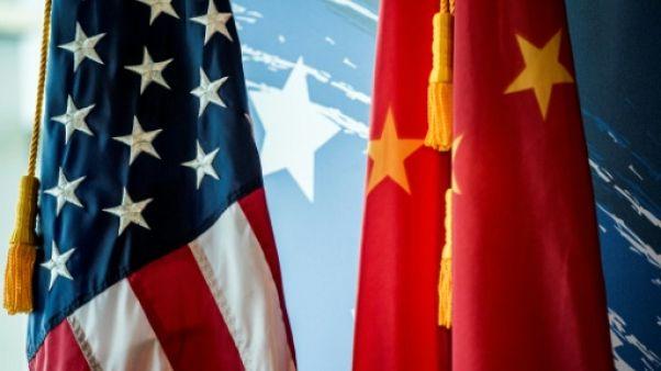 La lune de miel entre la Chine et les Etats-Unis semble terminée