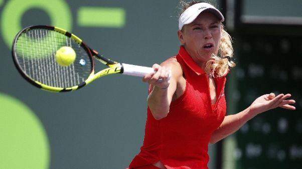 Wta Eastbourne: Wozniacki in finale