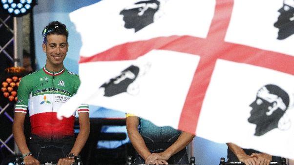 Tour: Aru, non firmo per il podio