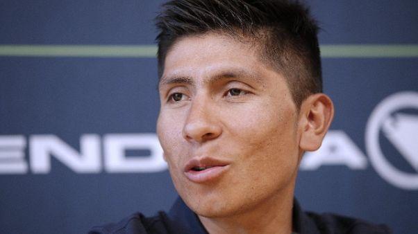 Tour: Quintana, vincere è mio obiettivo
