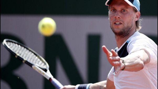 Tennis: Atp Antalya, Seppi eliminato