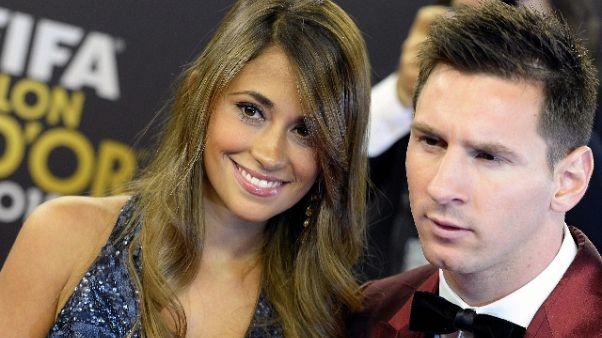 Nozze Messi, Shakira e Piquè a Rosario