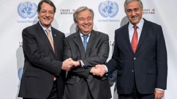 """Chypre: le chef de l'ONU appelle à saisir l'""""opportunité historique"""""""