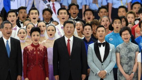 Sécurité maximum à Hong Kong pour le président chinois