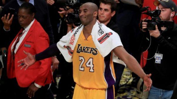 JO-2024: Los Angeles sort l'atout Kobe Bryant