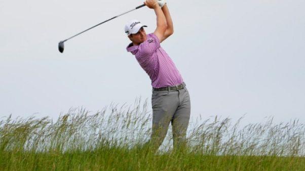 Golf: l'Espagnol Otaegui et l'Américain Uihlein en tête de l'Open de France après le 2e tour