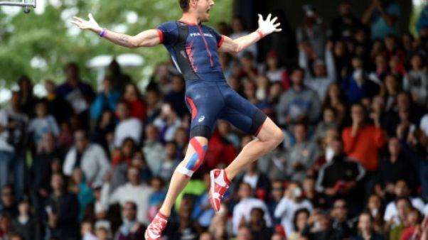 Athlétisme: Lavillenie et Darien en mode mondial au meeting de Paris