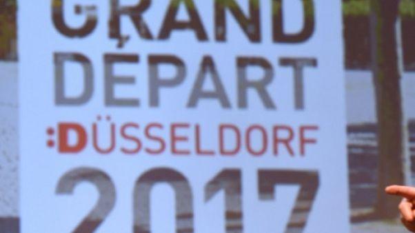 Tour de France, l'étape de samedi: un aller-retour près du Rhin