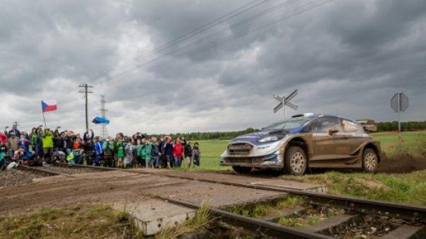 Rallye de Pologne: Tänak (M-Sport/Ford) repasse devant, Ogier perd du temps