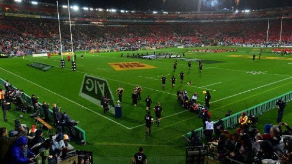 Rugby: les Lions brfitanniques battent les All Blacks