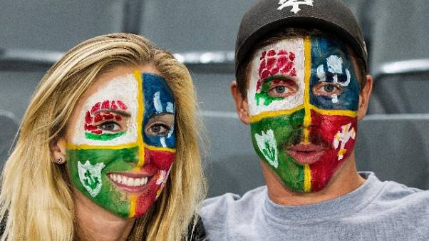Rugby: sorpresa Lions, All Blacks ko