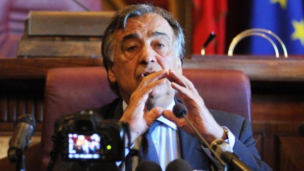 Palermo calcio, interviene il sindaco