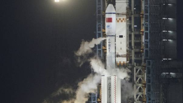 Chine : tir dimanche d'un lanceur lourd