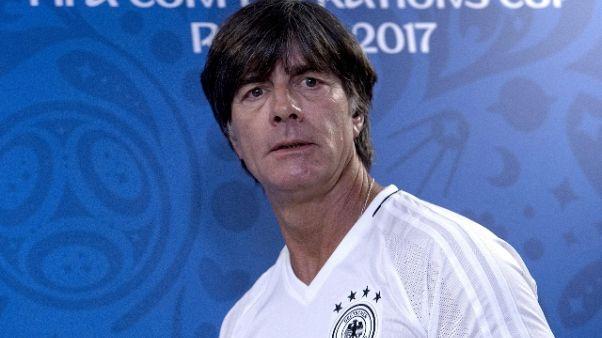 Confederations: Loew, servirà gran match