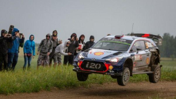 Rallye de Pologne: Neuville et Tänak à la lutte, Ogier et Latvala malchanceux