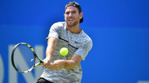 Tennis: toujours pas de titre pour Mannarino après sa 3e finale