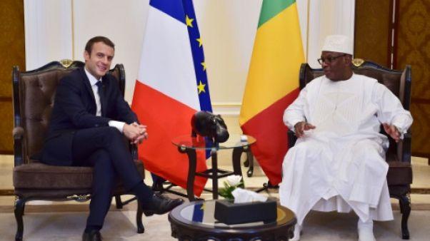 Sahel: vers une force antijihadiste dans quelques mois, Macron réclame des résultats