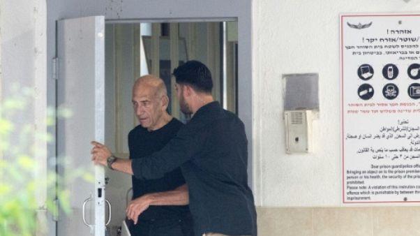 Olmert, la descente aux enfers d'un ancien Premier ministre d'Israël
