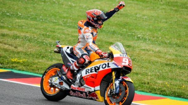 Moto: le retour du 'Kaiser' Marquez, que l'on a cru perdu