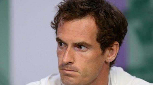 Wimbledon: Murray, le tunnel sous la hanche
