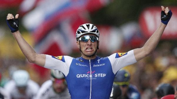 Tour: Kittel vince la seconda tappa
