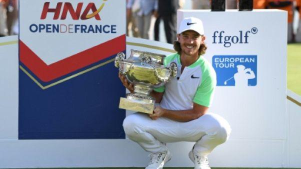 Golf: Fleetwood vainqueur sur l'Albatros à l'Open de France, Lorenzo-Vera en Majeur