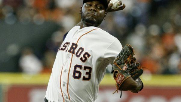 Dopage: un lanceur de Houston (Baseball) suspendu 80 matches