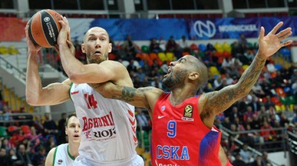 Basket: Kim Tillie transféré à l'Olympiakos