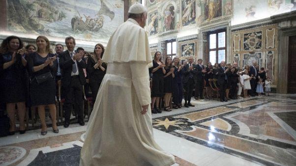 Papa, se un Paese povero, Fao intervenga