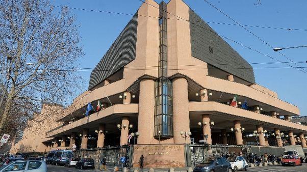 Furto milionario Torino, primi verdetti