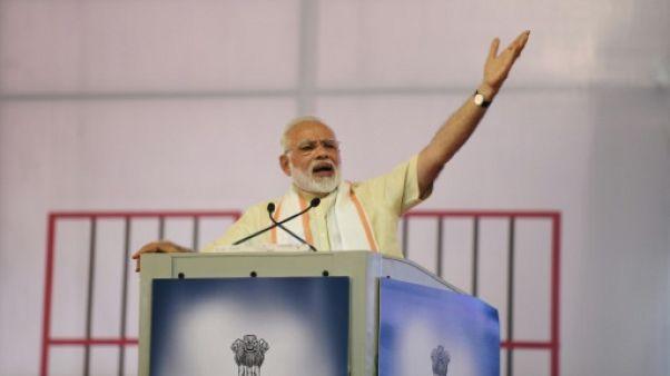 Modi attendu en Israël, première visite d'un chef de gouvernement indien