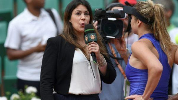 Wimbledon: Bartoli a eu peur de mourir dans son sommeil