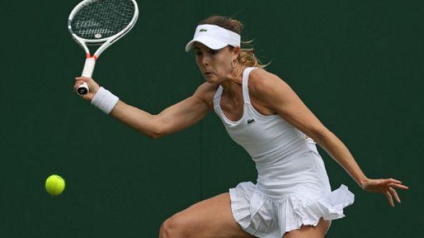 Wimbledon: Cornet battue d'entrée par Giorgi