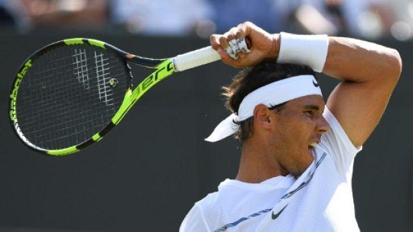 Wimbledon: transition en douceur pour Nadal