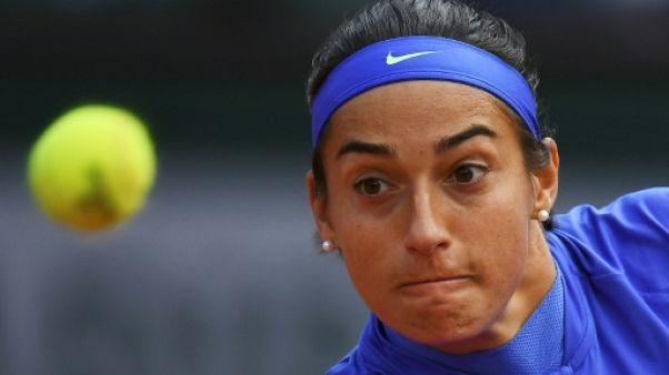 Wimbledon: Caroline Garcia s'est baladée
