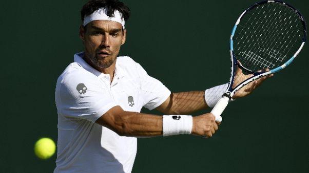 Wimbledon: Seppi e Fognini al 2/o turno