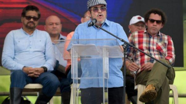"""Colombie: le chef des Farc """"stable et tranquille"""" après son AVC"""