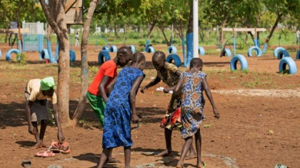 Soudan du Sud: les enfants perdus du conflit, réfugiés sans famille