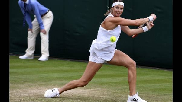 Wimbledon: Minella annuncia gravidanza