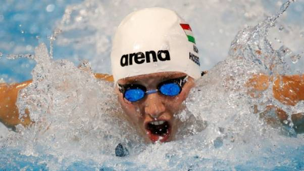 La Hongroise Hosszu prend la tête d'une alliance de nageurs contre la Fina