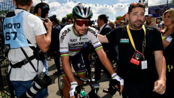 Tour de France: en route vers Vittel