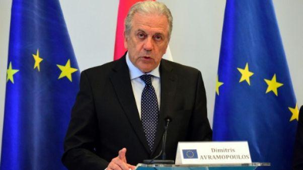 """Migrants: les pays européens appelés à """"augmenter les retours"""""""