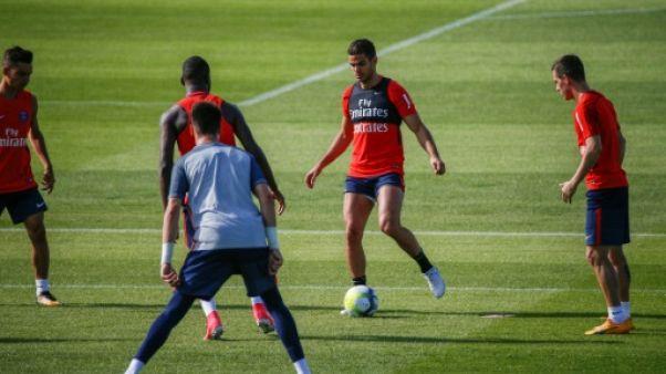 Ligue 1: le PSG reprend, sans Verratti, mais avec Ben Arfa, Henrique et Maxwell