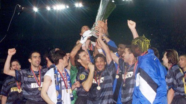 C. Uefa/E. League: Inter prima per punti