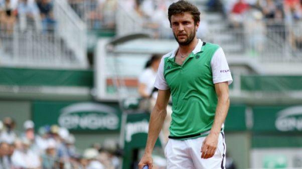 Wimbledon: Gilles Simon au deuxième tour
