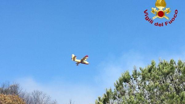 Incendi: 18 richieste flotta aerea Stato