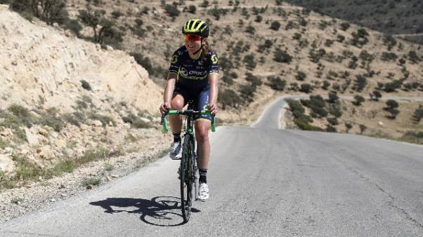 Giro donne: la crono a Van Vleuten
