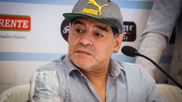 Maradona:Insigne 10? Se fa più gol di me