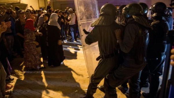 Maroc: la police se retire de lieux publics à Al-Hoceïma