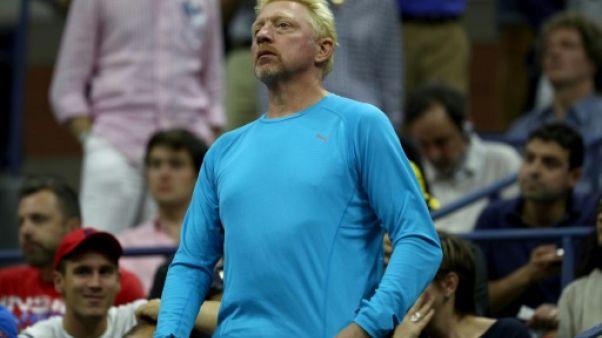 Tennis: Becker confronté à une demande de remboursement de 36,5 millions d'euros